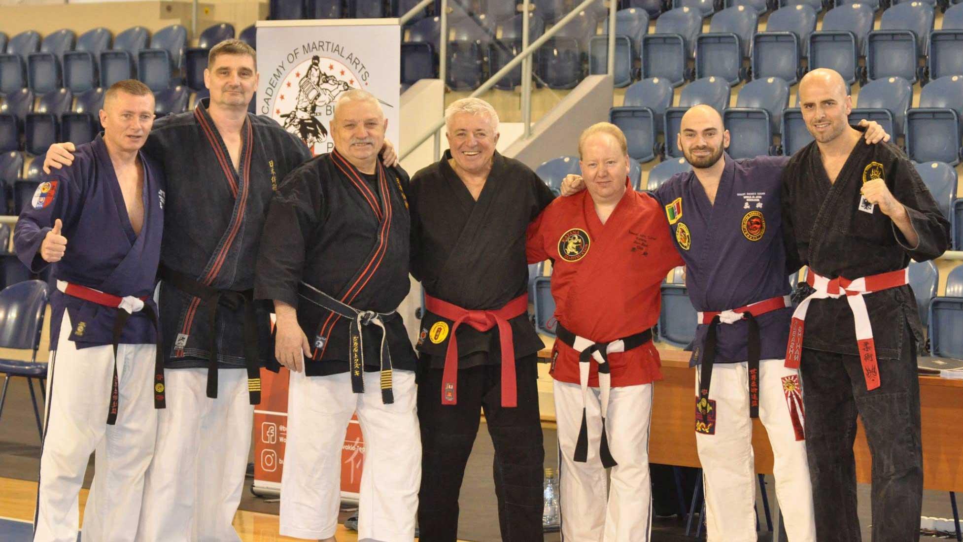 MMA Jiu-Jitsu Seminar